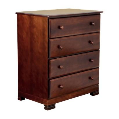 DaVinci Kalani 4-Drawer Dresser - Espresso