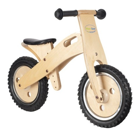 Smart Gear Kid's Wooden Balance Bike