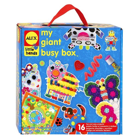 Alex My Giant Busy Box