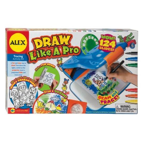 Alex Draw Like a Pro Set
