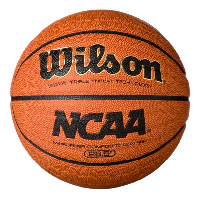 "Wilson Wave Performance Composite Intermediate Basketball - Size 6 (28.5"")"
