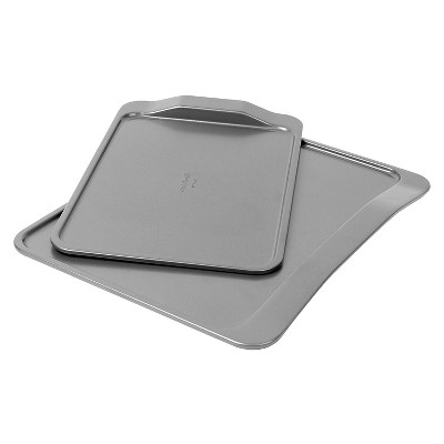 Calphalon Kitchen Essentials 2 Piece Cookie Sheet Set