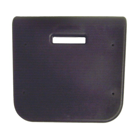 Nova Ortho-Med Rubber Seat Pad for Series 4200/4203/4212 - Black