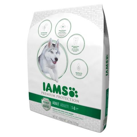 Iams Premium Protection Adult Dry Dog Food 24.5 lbs
