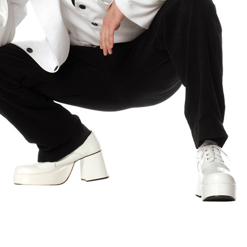 Adults' Costume Shoes - White