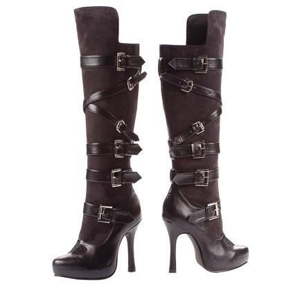 Women's Bandit Costume Boots