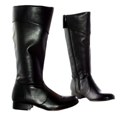 Bonny Black Adult Costume Boots