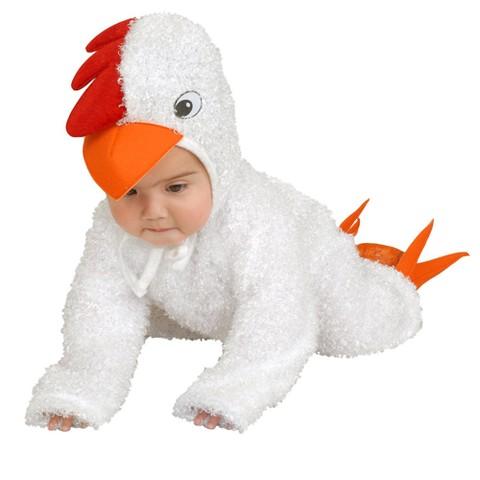 Infant/Toddler Chicken Costume
