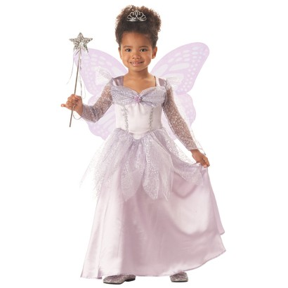 Girl's Butterfly Princess Costume