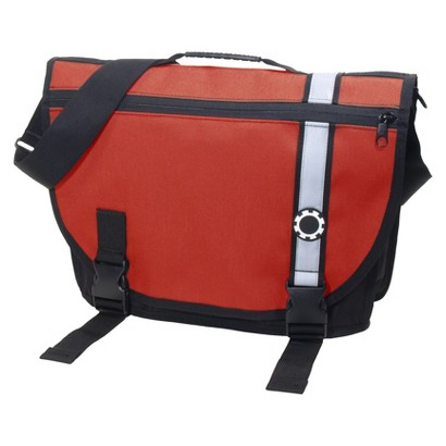 DadGear Courier Retro Stripe - Red