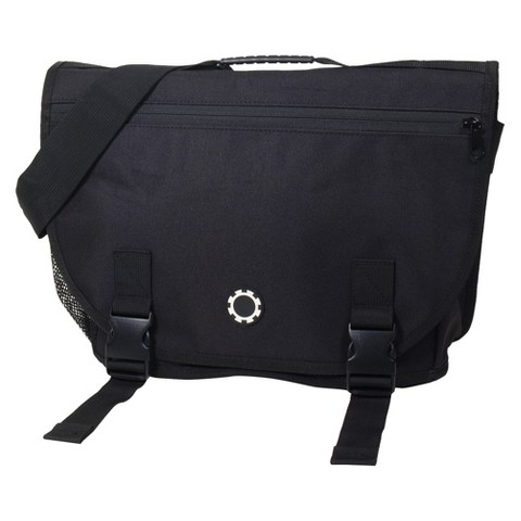DadGear Courier - Black