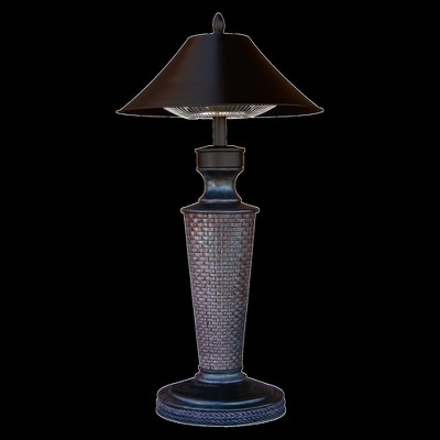 Endless Summer Electric Heater Table Lamp - Vacation Day