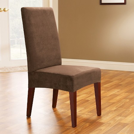 Amazoncom Dining  Chair Pads  Slipcovers Home amp Kitchen