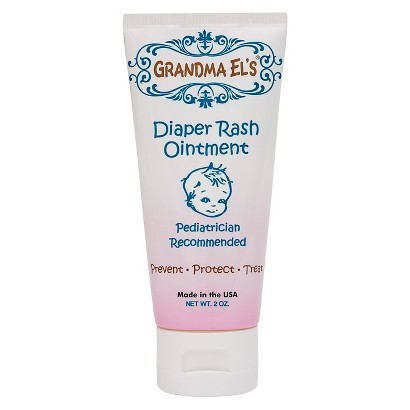 Grandma El's Diaper Rash Remedy and Prevention - 2 oz.