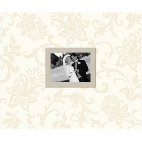 Perfect Bound Photo Scrap Album Classic Wedding