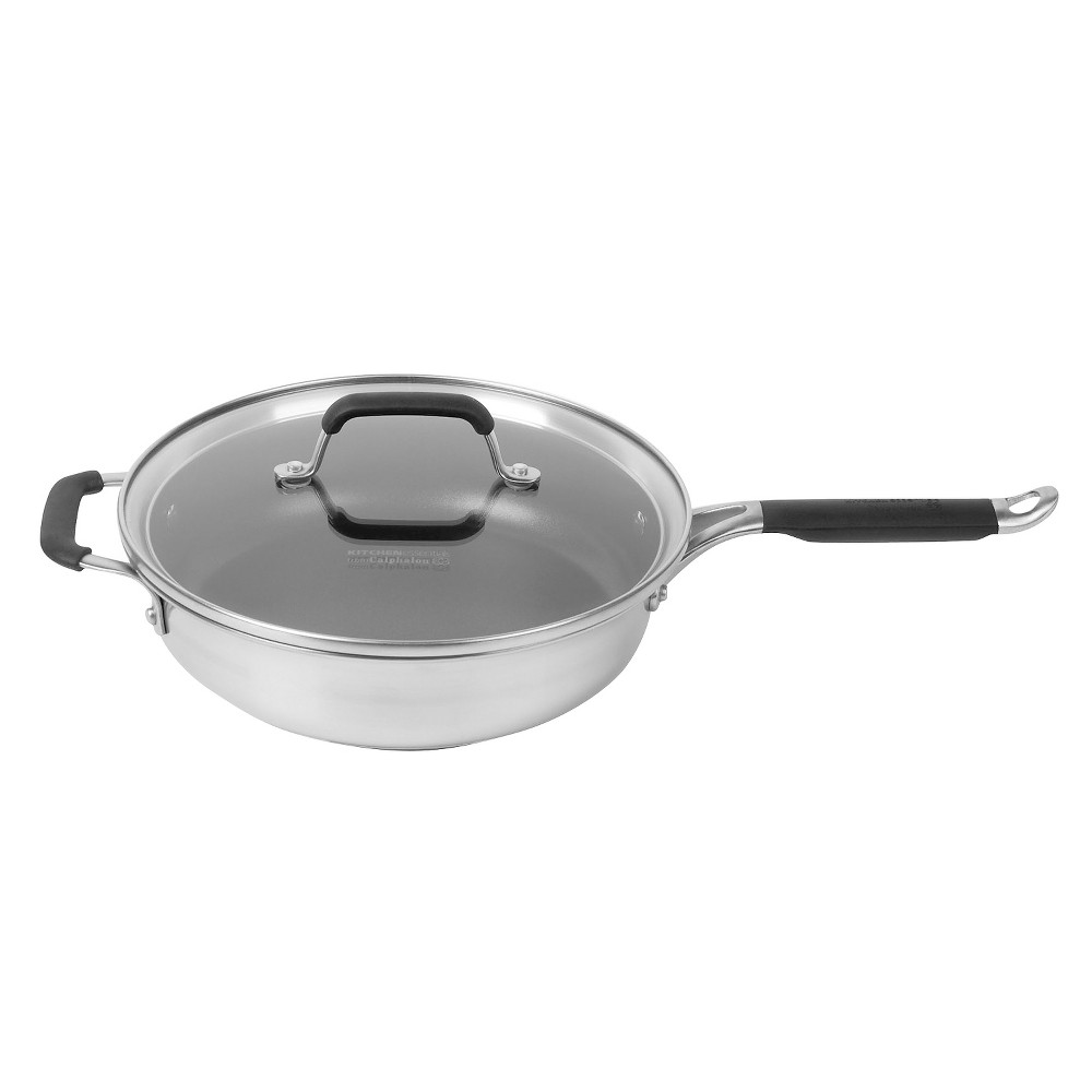 UPC 016853038497 - Calphalon Kitchen Essentials Stainless Steel 3-qt ...