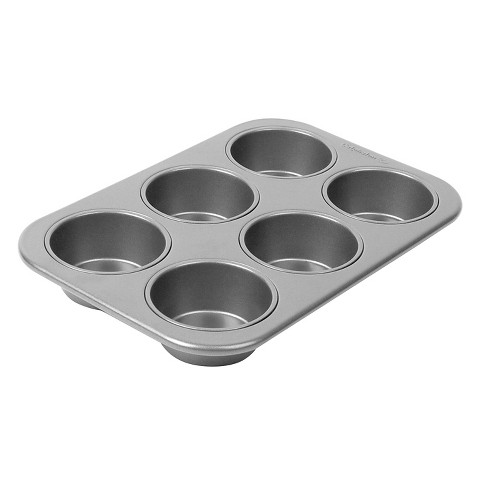 Calphalon Kitchen Essentials Jumbo Muffin Pan