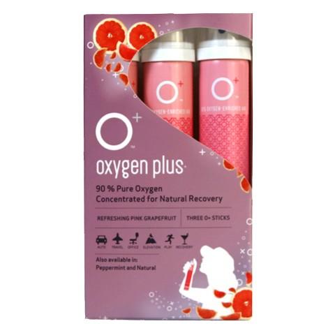 Oxygen Plus 6-Pack O+ Skinni Pink Grapefruit