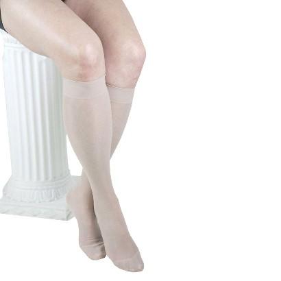 Gabrialla® Sheer Knee Highs