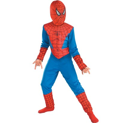 Boy's Spider-Man Reversible Costume