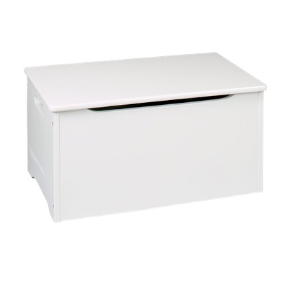 Gift Mark Junior Toy Chest - White