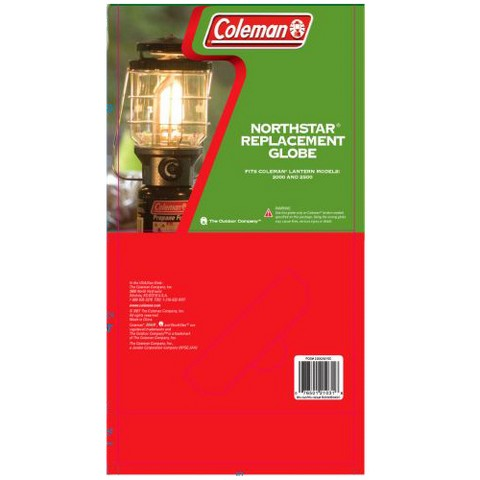 Coleman® Globe for NorthStar Lantern