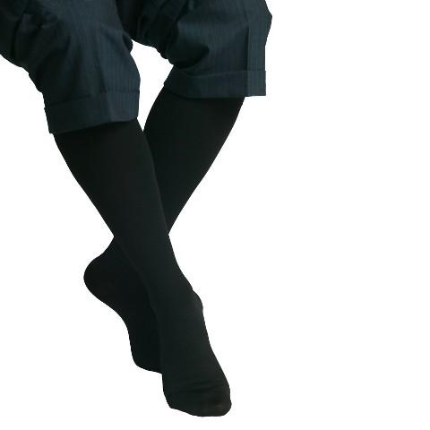 Maxar Unisex Graduated Light Compression Support Travel Socks