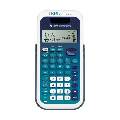 Texas Instruments™ -  TI-34 Plus Calculator - Grey