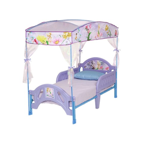 Delta Children Disney Princess Toddler Canopy Bed