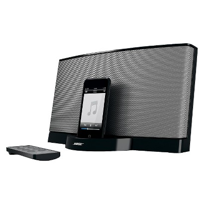 Bose® SoundDock® II Digital Music System - Black (310583-1120)