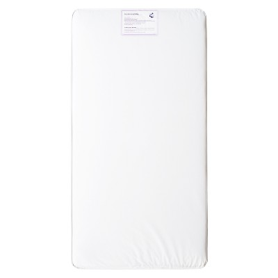 DaVinci Luna Hypoallergenic Universal Fit Waterproof 88-Coil Ultra Firm Crib Mattress