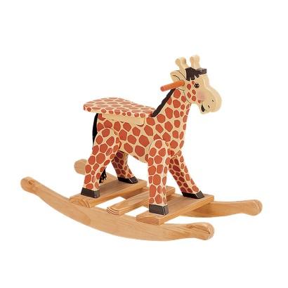 Teamson Rocking Chair - Giraffe