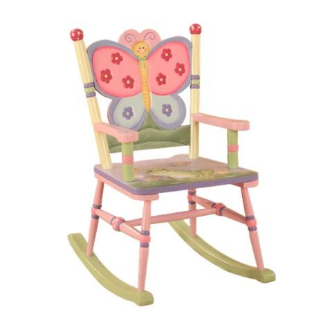 Teamson Magic Garden Rocking Chair