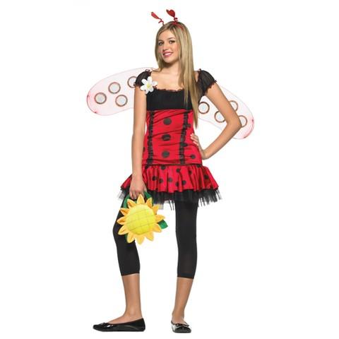 Teen Girl's Daisy Bug Costume