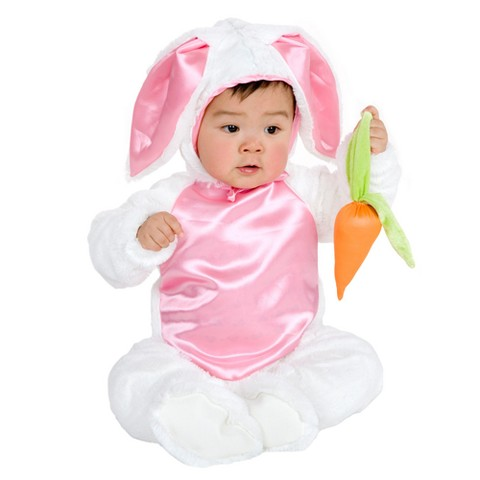 Infant/Toddler Plush Bunny Costume