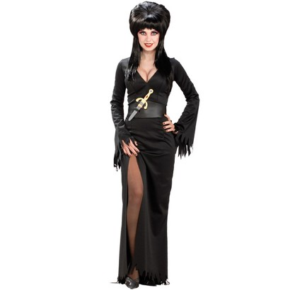 Women's Elvira Costume - Standard Size