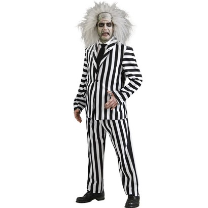 Men's Beetlejuice Deluxe Costume