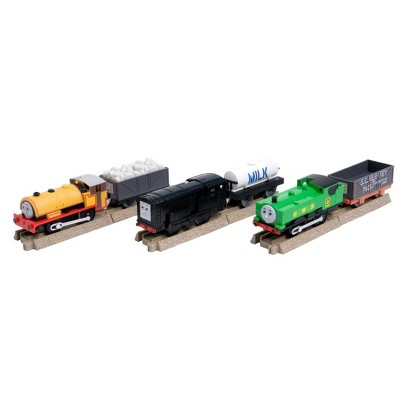 Thomas & Friends Motorized Trains with Tender Car