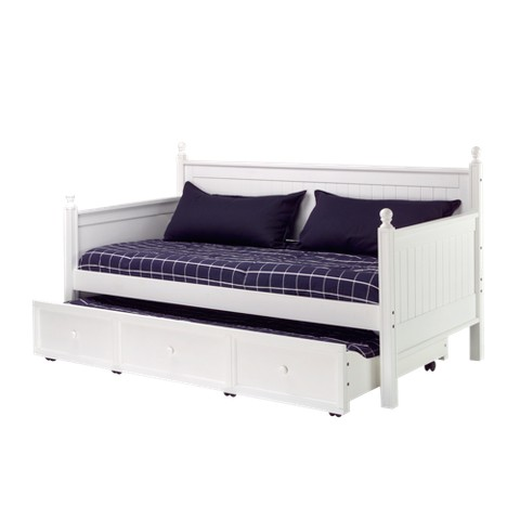Casey Daybed with Trundle Fashion Bed Group Tar