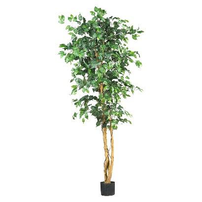 Faux Ficus Tree - 6 ft.