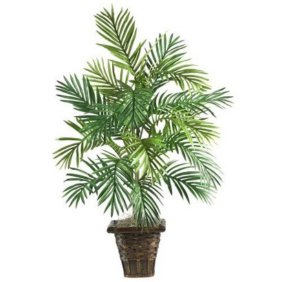 Faux Plant - Areca Palm Silk
