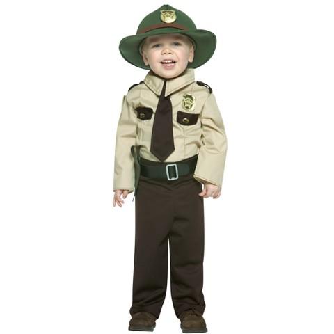 Infant/Toddler Future Trooper Costume