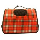 Creative Motions Pet Carry Bag - Red