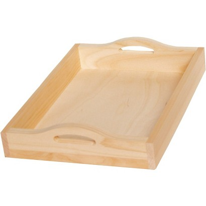 Pine Rectangle Serving Tray