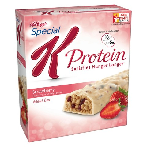 Special K Strawberry Protein Meal Bar - 6 Count