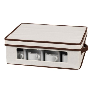 Household Essentials Cup Chest