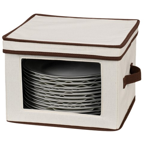 Household Essentials Dinner Plate Chest