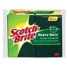 Scotch-Brite™ 6 Pk. Heavy Duty Scrub Sponge