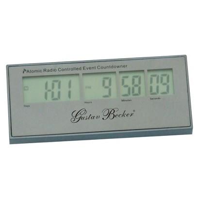 LCD Radio Controlled Countdown Digital Clock