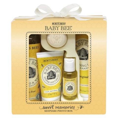 Burt's Bees Bundle of Joy Basket